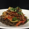 Stir Fried Soba Noodles